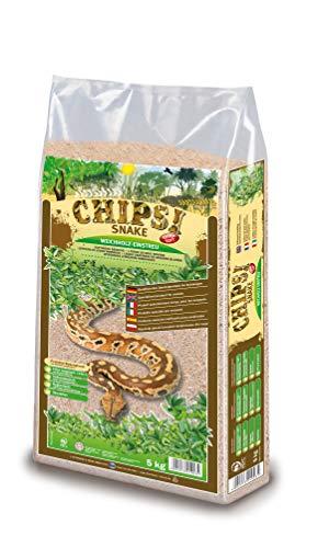 Rettenmaier 29772 Einstreu Chipsi Snake, 5 kg