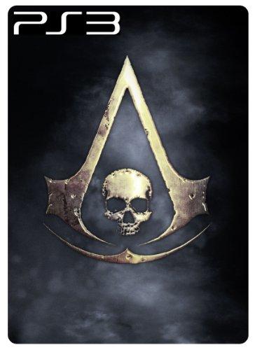 Assassin\'s Creed 4: Black Flag - The Skull Edition (Jumbo Steelcase) - [PlayStation 3]