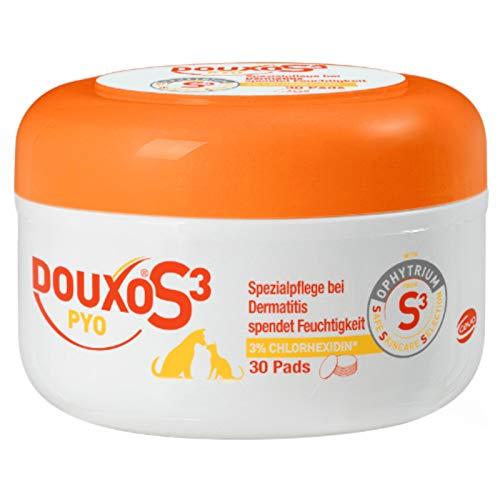 Sogeval Douxo 30 Count Chlorhexidine 3Percent PS Pads