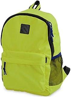 حقيبة ظهر مدرسية بوليستر ضد الماء للأطفال من مينترا - لمونى