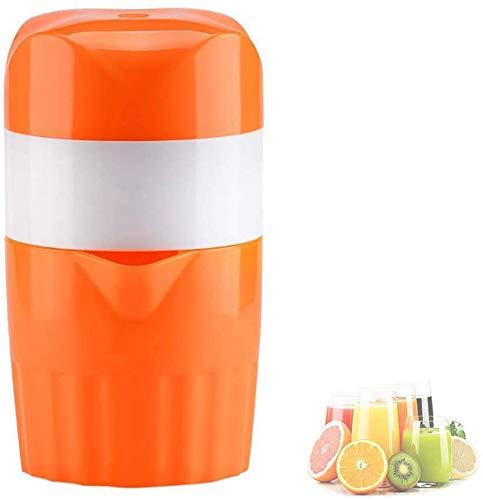 ZXGQF Küche Handentsafter Orange Citrus Squeezer Manuelle Früchte Presser Manuelle Deckelrotationspresse Reibahle für Familie Bar