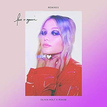 love u again (Remixes)