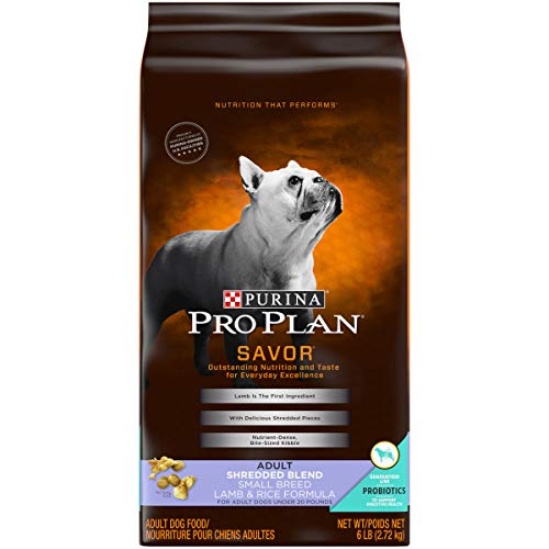 Purina Pro Plan With Probiotics Small Breed Dry...