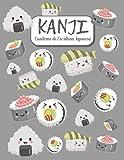 Kanji – Cuaderno de Escritura Japonesa: Libreta de Caligrafía con Papel Cuadriculado en blanco (Genkouyoushi) para Aprender a Escribir en Japonés ... Principiantes y Entusiastas de Japón