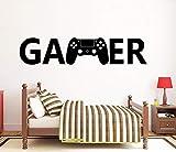 Wandaufkleber für Gamer / Playstation / PS4-Controller