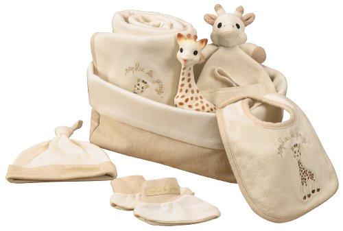 Sophie la Girafe - 220104 - Set de Regalo Mis Primeras Horas...