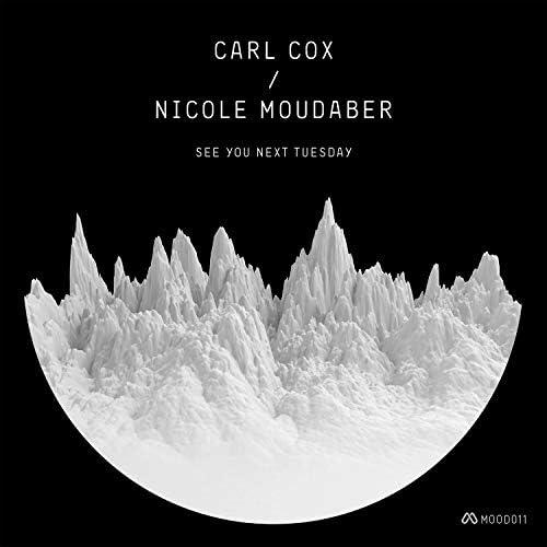 Carl Cox & Nicole Moudaber