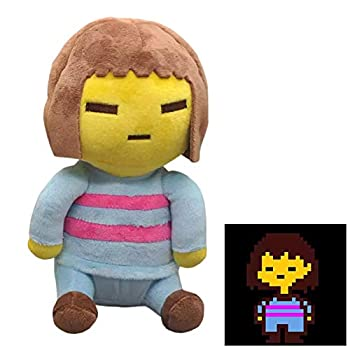 Undertale Plush Toy Undertale Figure Frisk Plushie Collectible Gift for Kids Friends Family