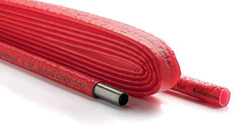 Schutzschlauch PE Kaltwasserleitung 10 m Isolierschlauch 4 mm Dämmung | Climaflex (Schutzschlauch Kaltwasserleitung, 22mm x 4mm x 10m)