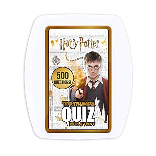 Supertroff-Quiz-spel Harry Potter