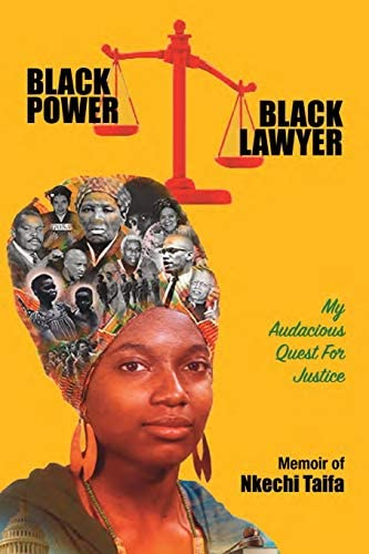 Black Power Black Lawyer My Audacious Quest for Justice product image