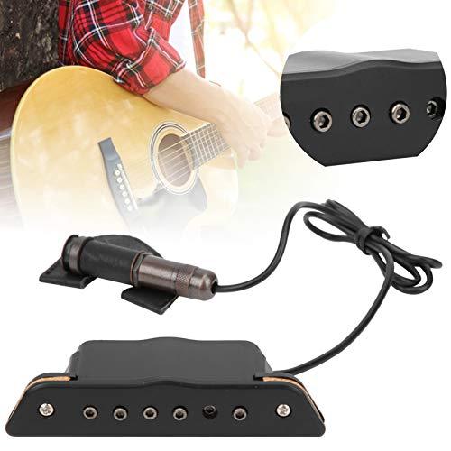 楽器用ギターピックアップ、プロのサウンドホールピックアップ、ギター愛好家ミュージシャンアコースティックギター