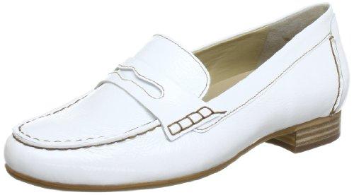 Hassia Capri, Weite J 5-302344-02000, Damen Mokassins, Weiß (weiß 0200), EU 42 (UK 8)
