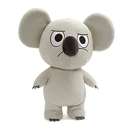 """GUND We Bare Bears Standing Nom Nom Koala Plush Stuffed Bear, 9"""", Multicolor"""