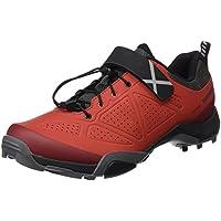 Shimano SHMT5OG460SR00, Zapatillas de Ciclismo de Carretera para Hombre, Rojo (Red), 46 EU