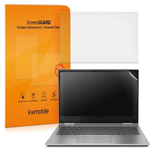 kwmobile 2X Folie matt kompatibel mit Lenovo Yoga 730 (15
