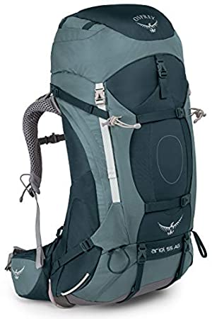 Osprey Packs Women's Ariel AG 55 Backpack.