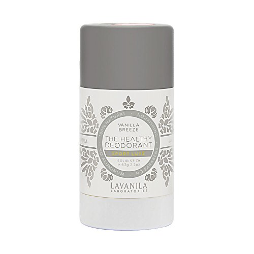 Lavanila The Healthy Deodorant Sport Luxe Vanilla Breeze
