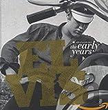 Elvis - The early years: Fotobildband inkl. 3 Audio CDs (Englisch) (earBOOKS)