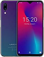 UMIDIGI One Max, 4GB+128GB, US Version, Dual Back Cameras, Face ID & Side Fingerprint ID, 6.3 inch Android 8.1 MTK Helio P23, 4G, NFC, OTG, Dual SIM(Twilight)