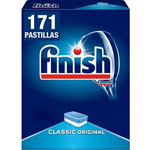 Finish Classic Original - Pastillas para el Lavavajillas, Formato Megapack, 171 pastillas