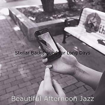 Stellar Background for Long Days