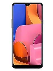 "Image of Samsung Galaxy A20S w/Triple Cameras (32GB, 3GB RAM) 6.5"" Display, Snapdragon 450, 4000mAh Battery, US & Global 4G LTE GSM Unlocked A207M/DS - International Model (Blue, 32GB + 64GB SD Bundle): Bestviewsreviews"