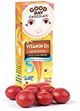 Good Day Chocolate Vitamin D3 Supplement (1 Pack)