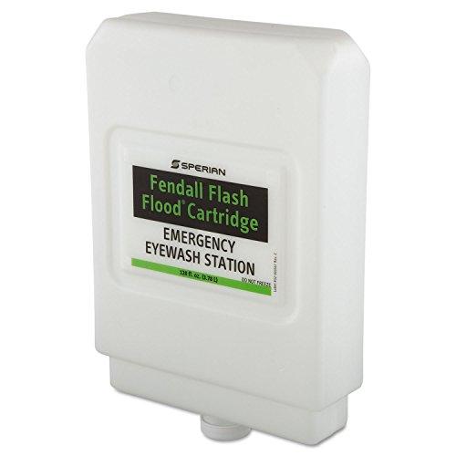 Fendall Flash Flood Emergency Eye Wash Station Refill Cartridge, 1 Gallon / 3.8 L (4 Per Case)