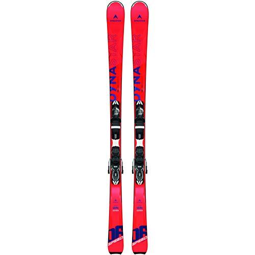 DYNASTAR Speed Zone 6 Xpress 1 Ensemble de Ski All Mountain avec Fixation pour Adulte Unisexe Rouge 172 cm