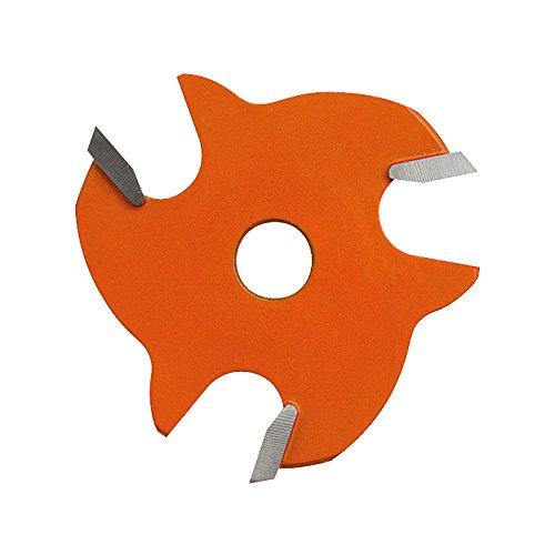 CMT 822.325.11 Fraise à disque pour rainures latérales, Orange