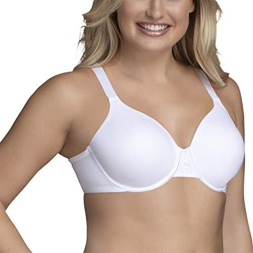 Vanity Fair Women's Beauty Back Full Figure Underwire Bra 76380, Star White, 42D