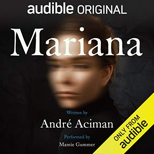 Mariana Audiobook By André Aciman cover art
