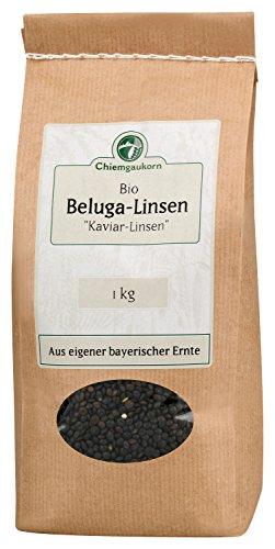 Chiemgaukorn Bio Beluga-Linsen 1 kg
