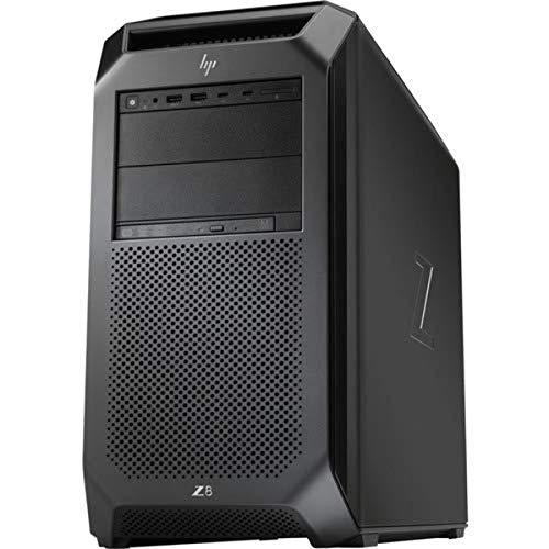 HP Z8 G4 Workstation - Xeon Silver 4214-32 GB RAM - 1 TB HDD - Tower - Black - Windows 10 Pro for Workstations 64-Bitnvidia Quadro RTX 4000 8 GB Graphics - DVD-Writer - Serial ATA/600 Controller - 0