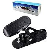 LGQ Mini Botas de esquí Snowboard Zapatos de esquí...