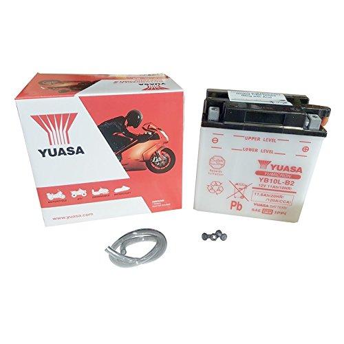YB10L-BS 12N10-3B YB10L-B SIGA Bike Gel YB10L-A2 Motorrad Batterie 12V 11Ah 260A//EN GEL12-10L-A2