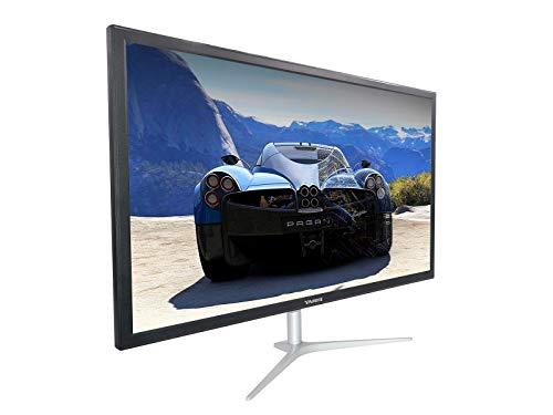 """YASHI monitor Matrix 28"""" 4K No Glare, HDR10, 1,07 miliardi di colori, 350cd/m2, 1ms, 1x HDMI 2.0, 2x HDMI 1.4, DP 1.2, multimediale, Low Blue Light, Flicker Free, AMDFree-Sync"""