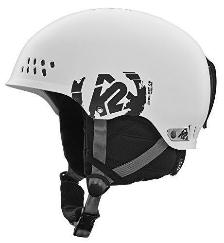 K2 Phase Pro, Casco de Esquí, Blanco, L-XL (59-62 cm)