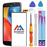 Motorola Droid Turbo 2 Battery, MAXBEAR 3550mAh Li-Polymer Built-in Battery SNN5958A FB55 Replacement for Motorola Droid Turbo 2 XT1585 Moto X Force with Repair Tool Kits.