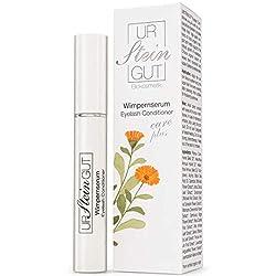 INTRODUCTION OFFER - Bio-certified eyelash serum with coral, marigold and nettle - BIOKOSMETIK - 4ml made in Austria by Ursteingut - eyelash care