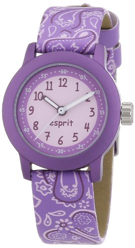 Esprit Unisex-Armbanduhr Little Nomad Analog Quarz Resin ES106414009