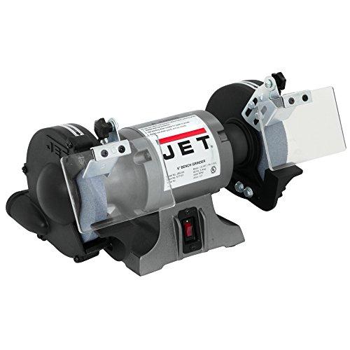 JET 577101 molinillo de banco industrial de 6 pulgadas