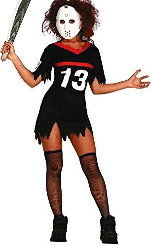 Frauen Kostüm Jason Freitag, den 13.