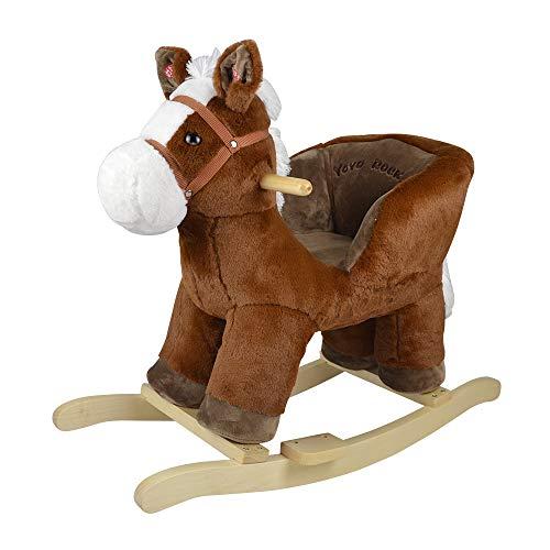 Knorrtoys 40397 Benny - Balancín con forma de caballo , color/modelo surtido