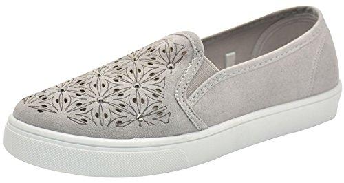 Emma Shoes , Mules femme - Gris - gris, 36.5
