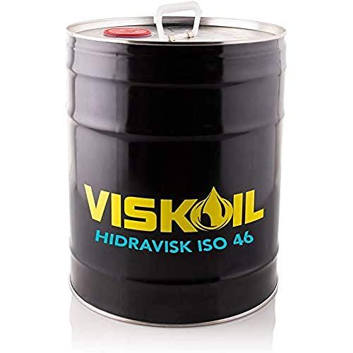 20 Litri Olio Idraulico iso 46 Viskoil antiusura antischiuma