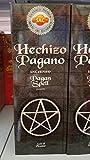 Qaromas Incienso Sac Pagan Spell - Hechizo Pagano 6 x 20sticks