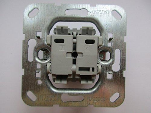 Gira 012700 Tastschalter Kreuz Einsatz