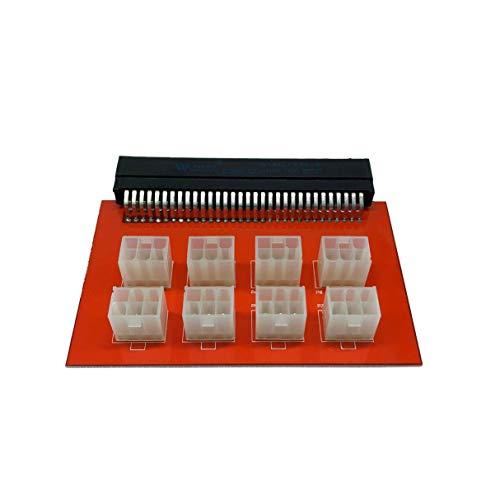 1200W/750W Minería Power Graphics Card Adaptador de corriente de la máquina de minería Minería Power Graphics Card Adapter